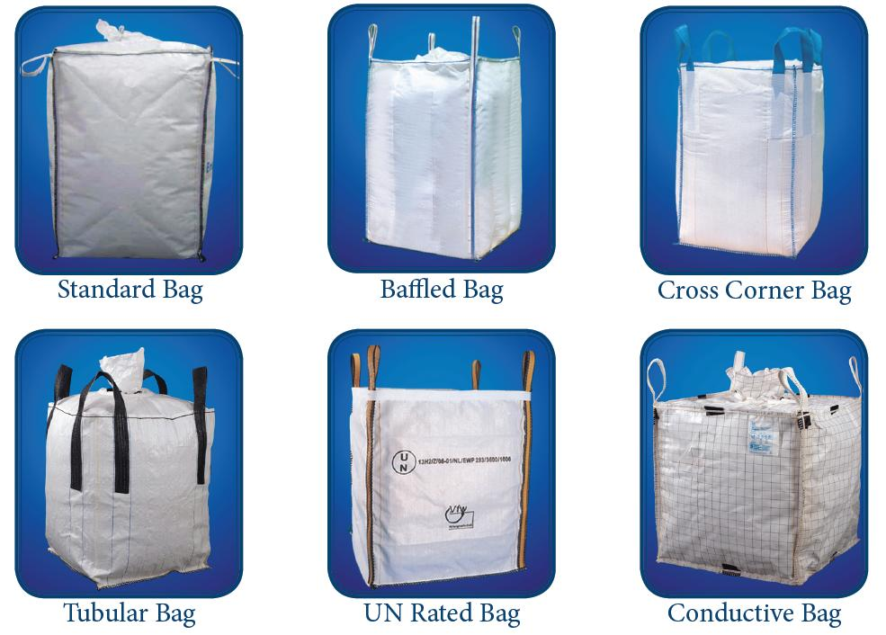 Types of Bags | Global-Pak