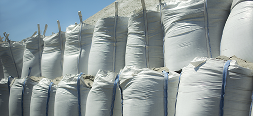 We Import Large Quanies Of Fibcs Flexible Intermediate Bulk Container Often Times Referred To As Bags From Our World Class Manufacturing Partners